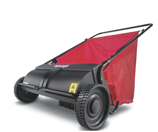 Best Brush Lawn Sweeper Deals