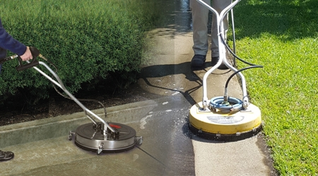 Pressure Surface Cleaner