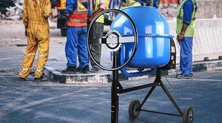Cement Mixers and Construction Mixers