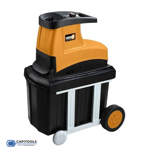 Mains Electric Chippers & Shredders