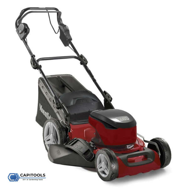 Cordless Battery Powered Lawn Mowers