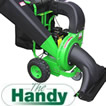 Handy Pro Wheeled Shredder Vacuums