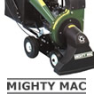 Mighty Mac Vacuum Chipper Baggers
