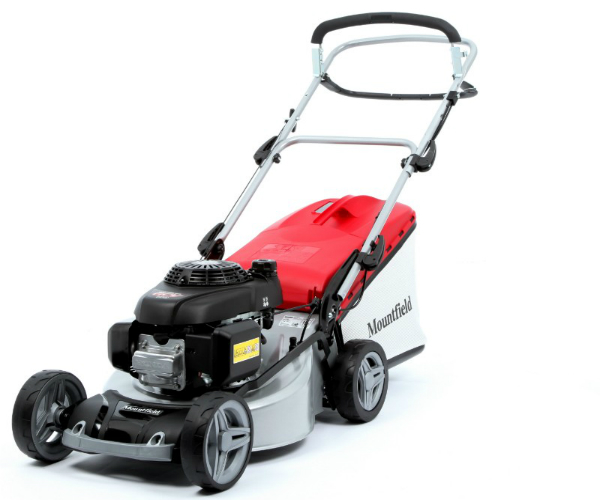 Best Self-Propelled 4-Wheel Petrol Lawn Mowers with Collect & Mulch
