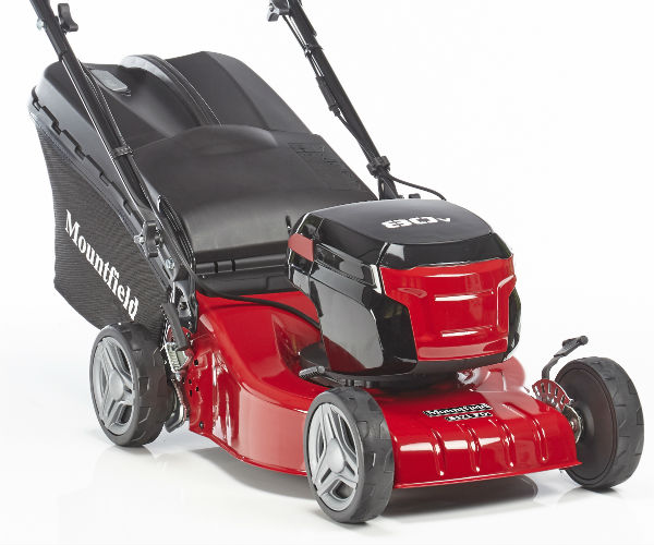 Mountfield Battery Powered Lawnmowers