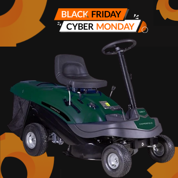 Lawn Tractor and Ride On Mower Black Friday Deals