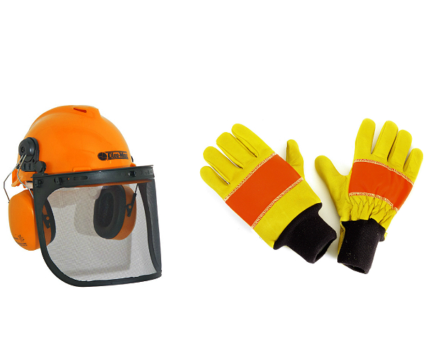 A Good Deal more than you bargained for – FREE Safety Gear with every saw