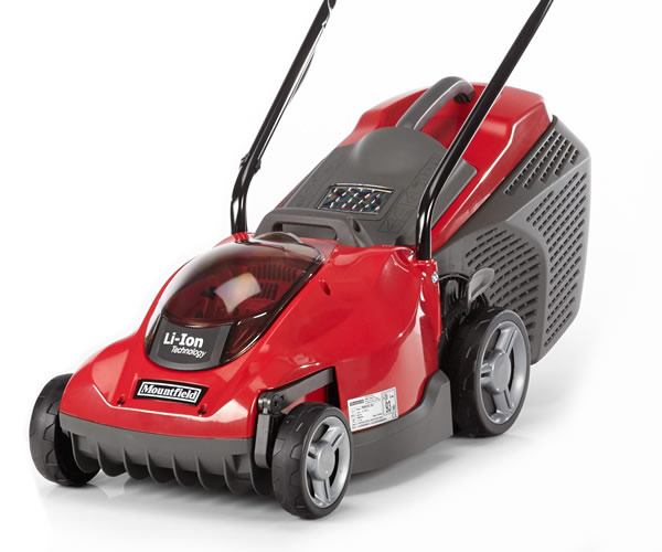 Cordless Battery-Powered Lawn Mowers