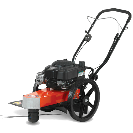 Wheeled Strimmers / Trimmer Mowers