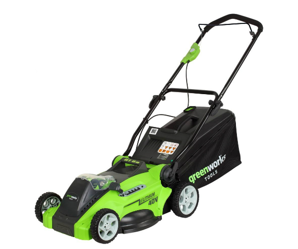 Best Cordless Battery Lawnmower Deals