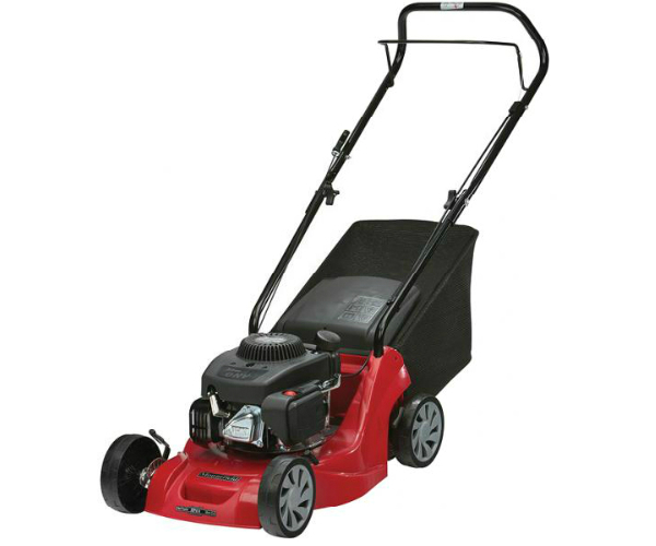 Best Push 4-Wheel Petrol Lawn Mowers with Collection