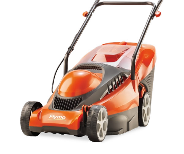 Mains-Electric Lawn Mowers