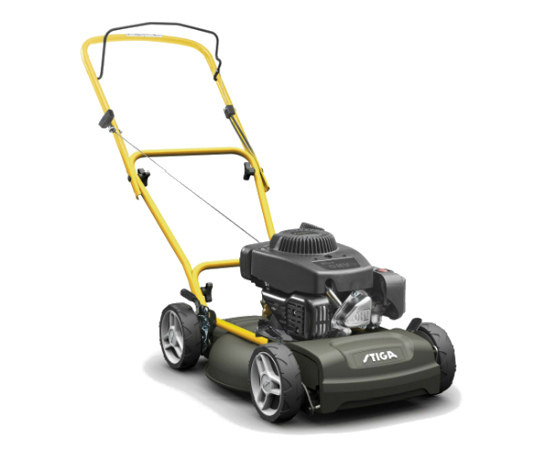 Best Push 4-Wheel Petrol Mulcher Lawn Mowers