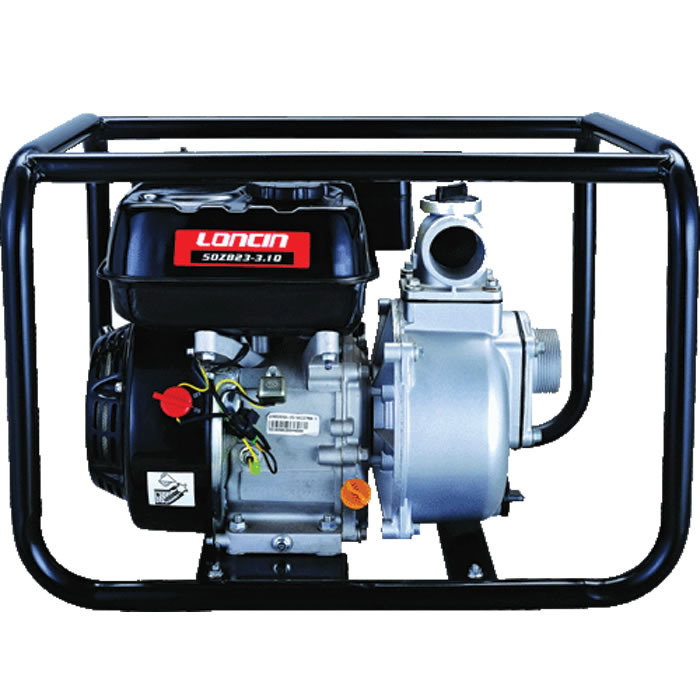 Loncin LC50ZB23 31Q 2 Petrol Powered Water Pump