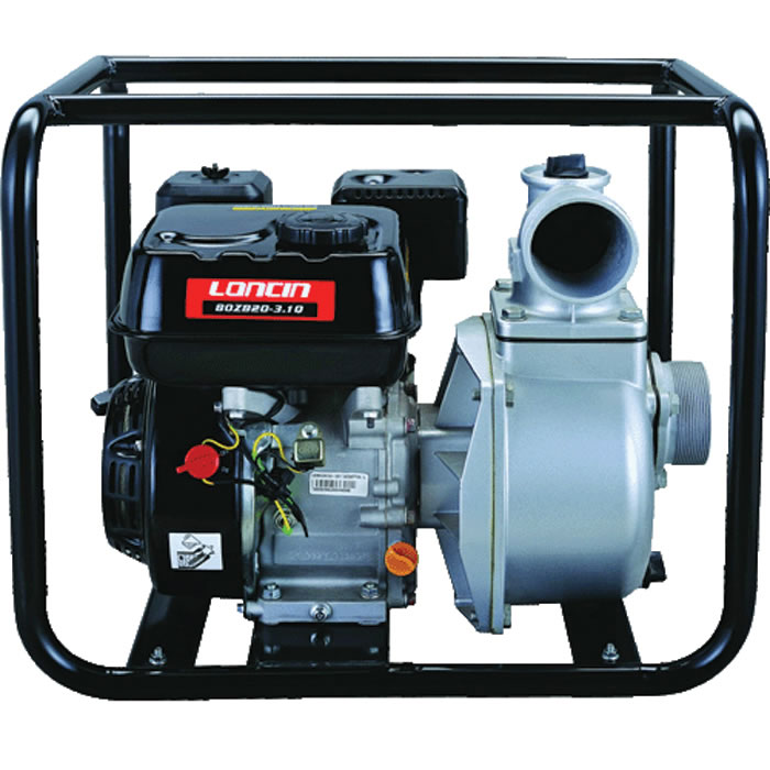Loncin LC80ZB35 45Q 3 Petrol Powered Water Pump