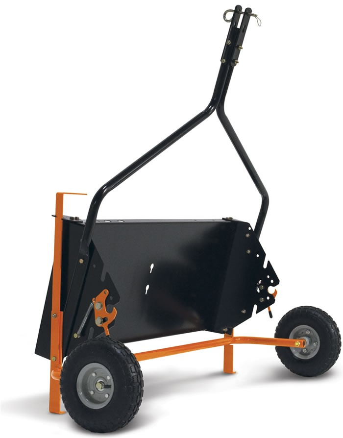 Agri-Fab Smartlink Tow-Behind Lawn Care System - Master Platform Only (45-0473)