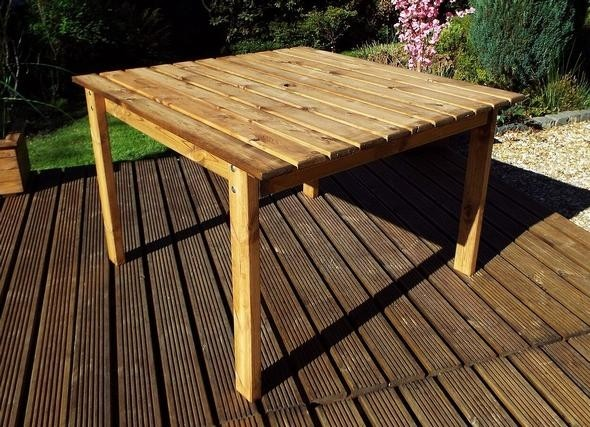 Charles Taylor  - Large Square Table (HB61)