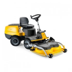 Stiga Park 220 Front-Cut Ride-On Lawnmower (Including Deck)