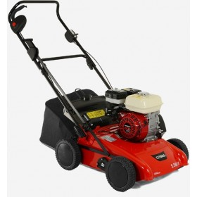Apache S390H Petrol Scarifier with Collector