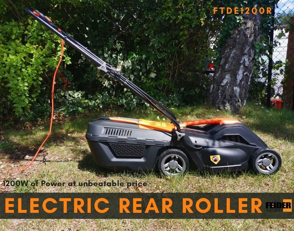 Best Buy Electric Mower Feider FTDE200R