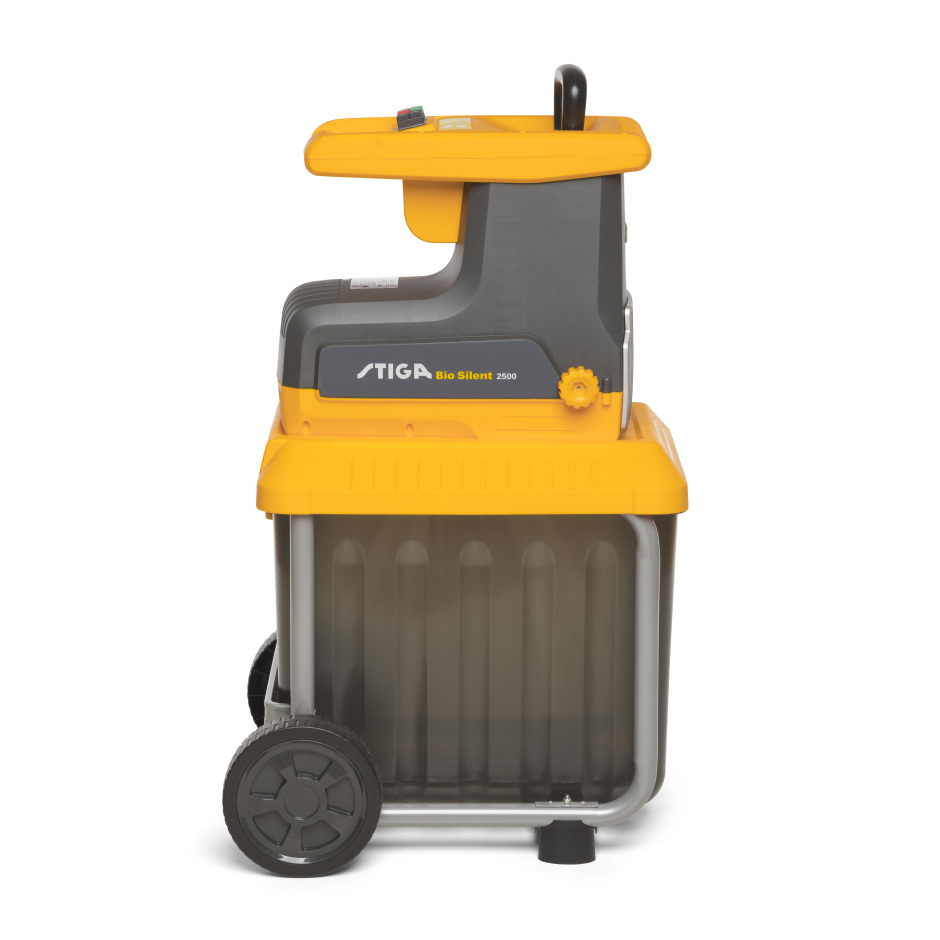 Stiga Bio Silent Electric Garden Shredder 2500w - SH 2500