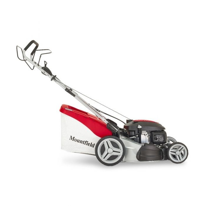 Mountfield SP485HW-V Hi-Wheel Variable-Speed Petrol Lawnmower