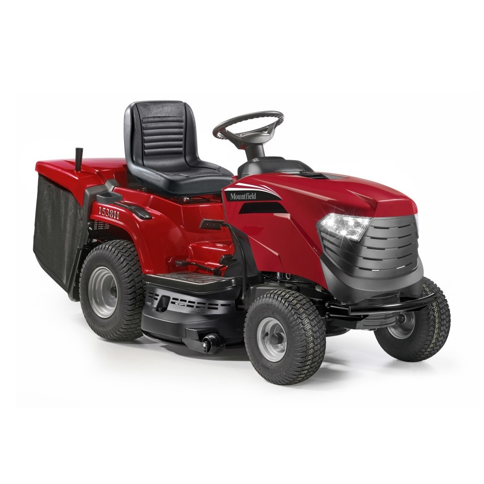 Mountfield 1538H Lawn Tractor (Front-Left)