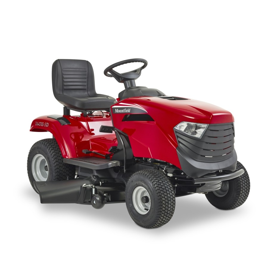 Mountfield 1643H-SD Twin Cylinder Lawn Tractor