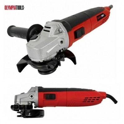 Olympia Tools Electric Angle Grinder 115mm/ 4'' - 500w Power Tool