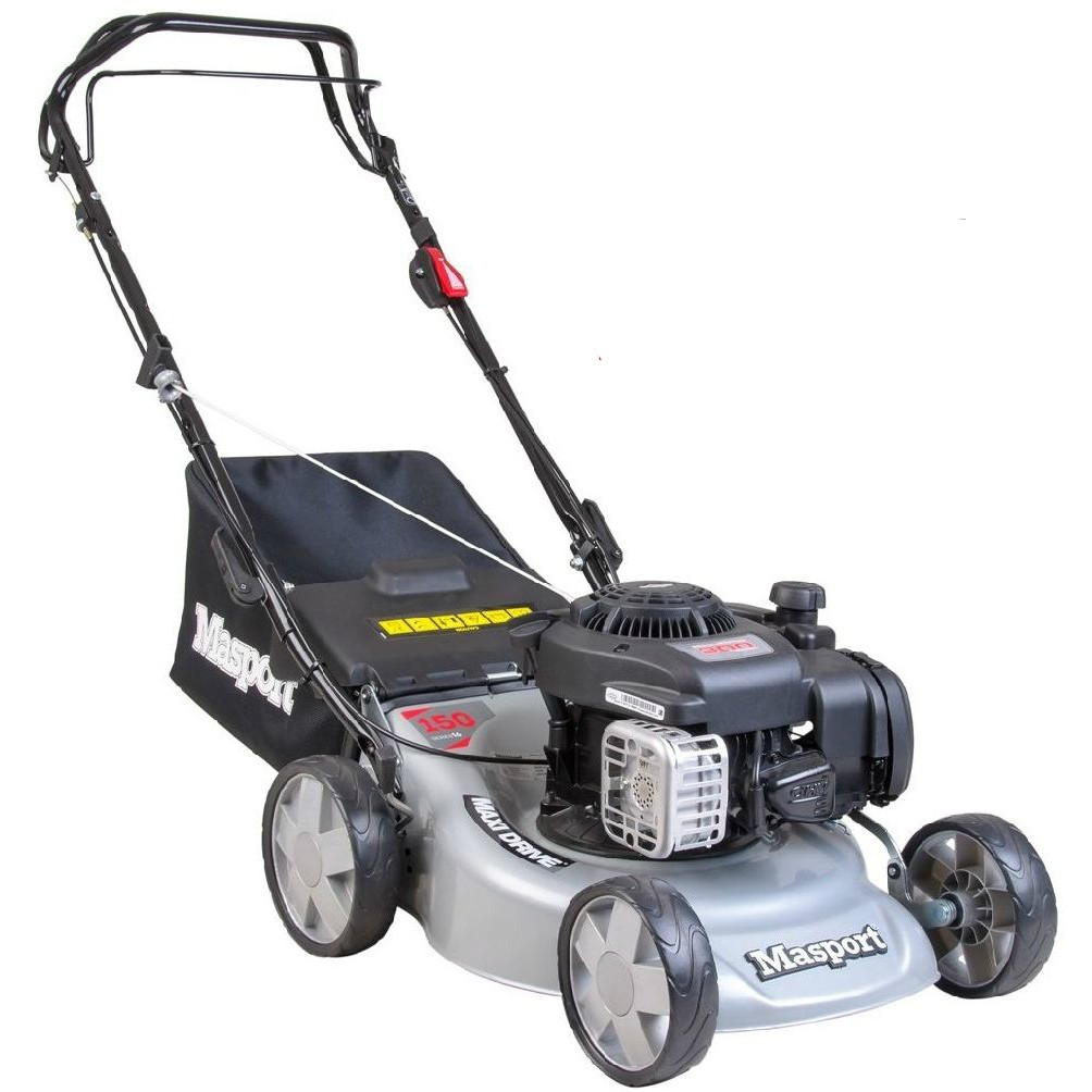 Masport 150 ST-SP Combination Power-Driven Petrol Lawnmower