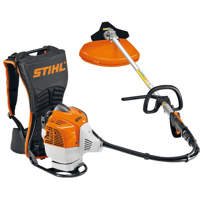 STIHL FR460 TC-FEM Backpack Brushcutter with Self-Tuning Engine & Electro-Start