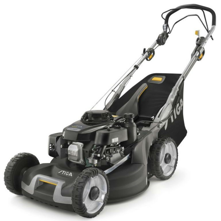 Stiga Twinclip 55 SH BBC Self-Propelled Lawnmower with Blade-Brake Clutch