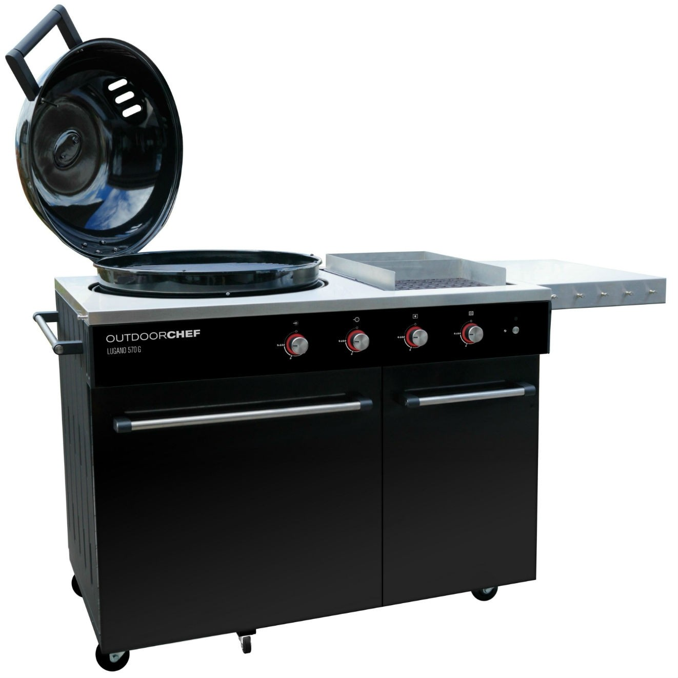 Outdoorchef 570-G Lugano Gas Barbeque