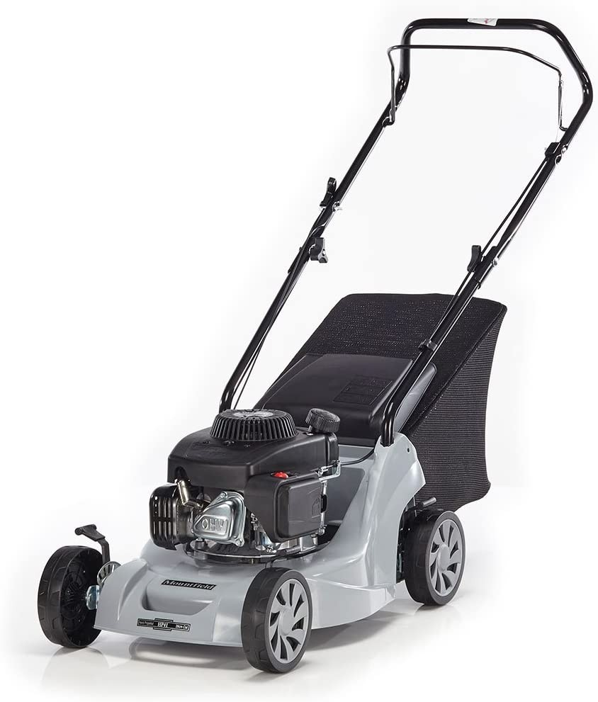 Mountfield HP41 Petrol Rotary Hand-Propelled Lawnmower (Special Offer)