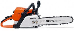 STIHL MS391 Petrol Chainsaw (45cm Guide Bar)