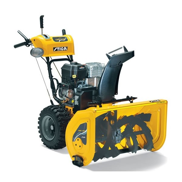 Stiga Pro 1371 HST Commercial Dual-Stage Snow Blower