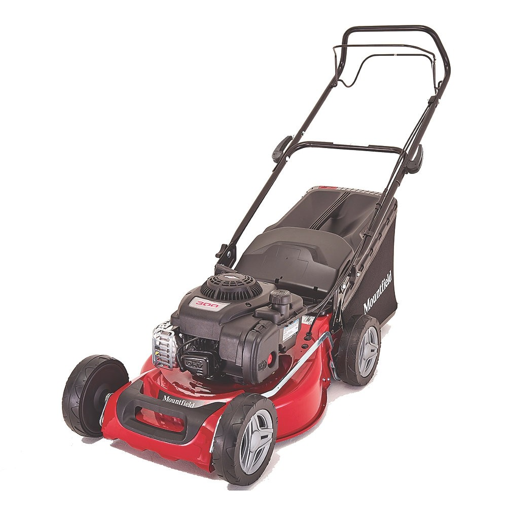 Mountfield SP185 -  Self-Propelled Rotary Petrol Lawn Mower -  Briggs and Stratton
