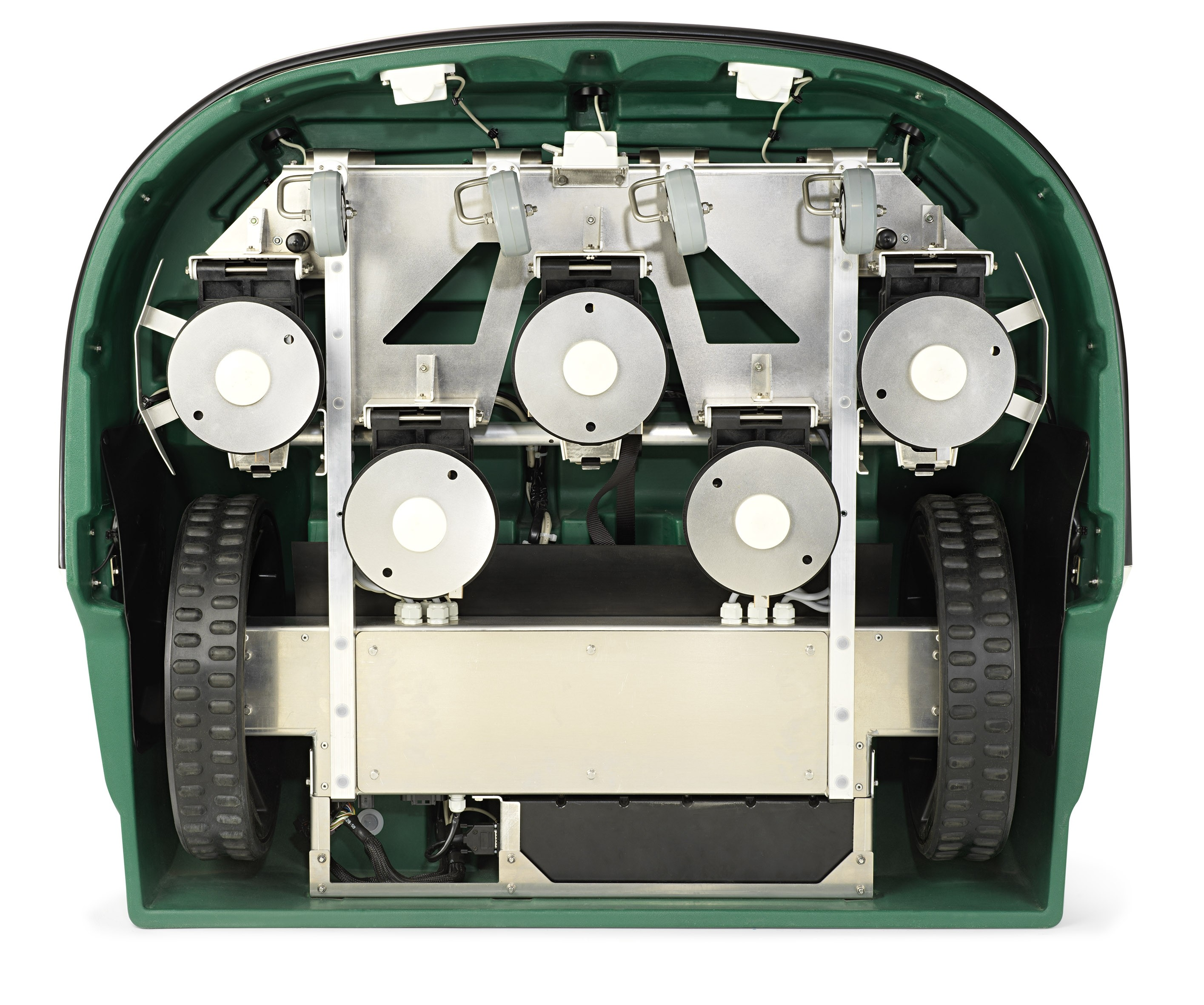 Bel Robotics Big Mow Connected UK Robot Lawn Mower