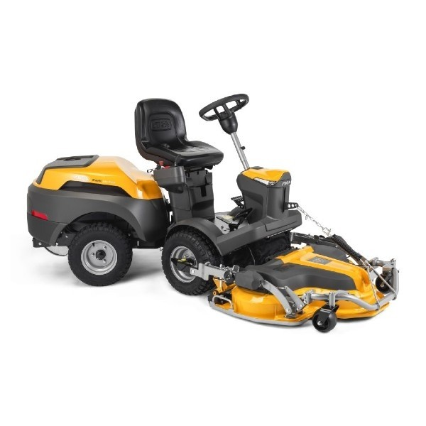 Stiga Park 340 PWX 4WD Front-Cut Ride-On Lawnmower (Excluding Deck)