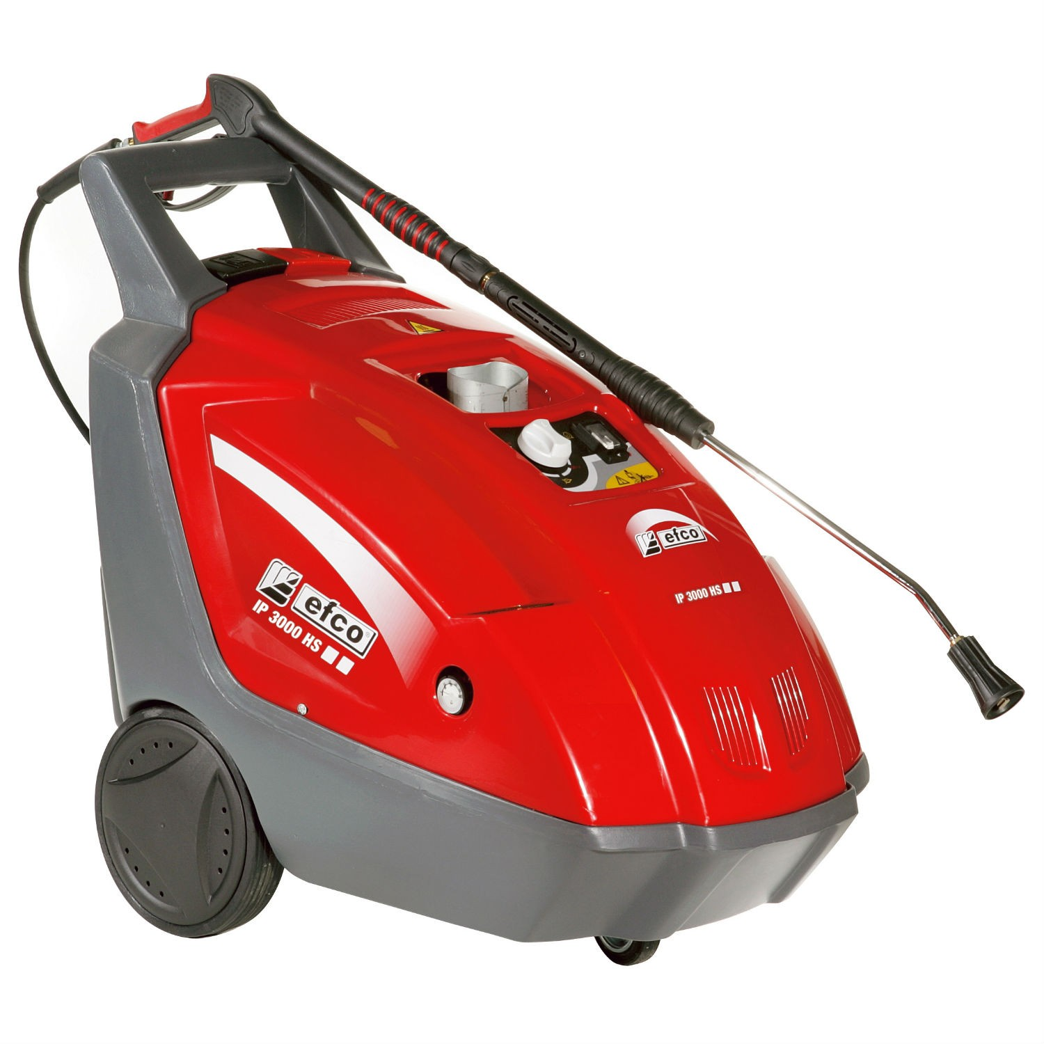 Efco Electric Hot Water Pressure Washer IP 3000 HS - Hot Jet Wash
