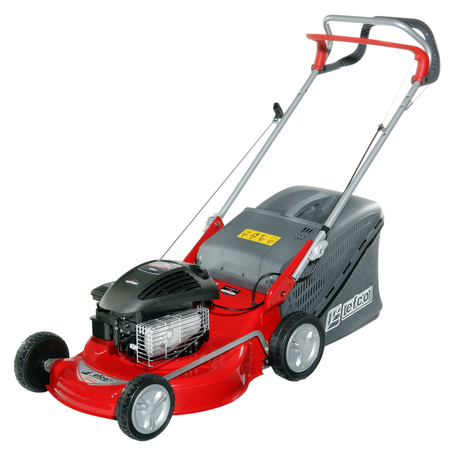 Efco LR48-TBQ Comfort 3-in-1 Petrol Self-Propelled Lawn Mower