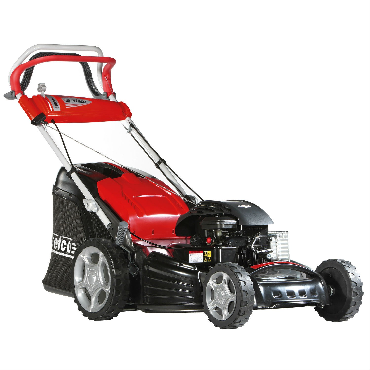 Efco LR48-TBR Allroad Plus 4 Self Propelled Lawn Mower