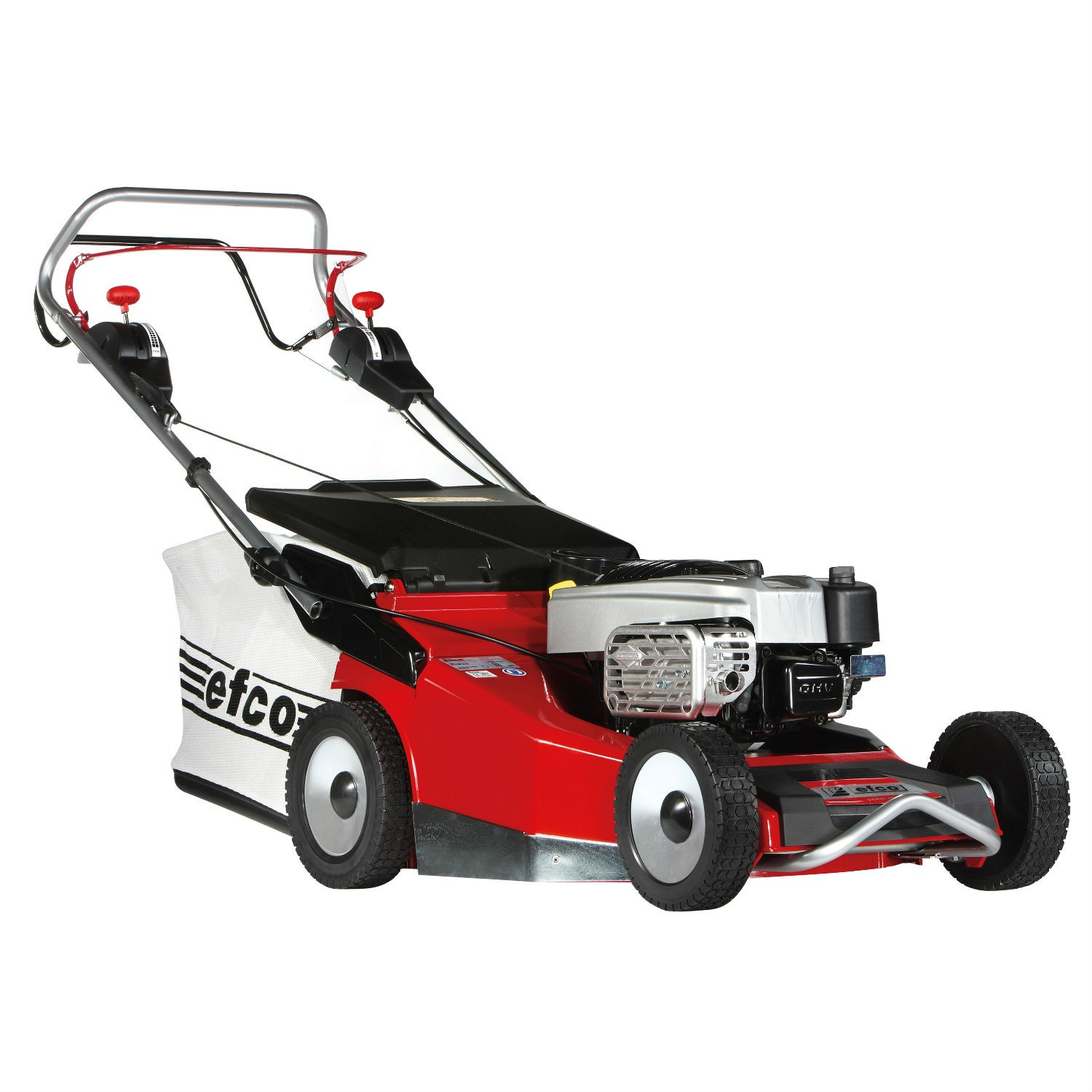 Efco MR55-TBI Self-Propelled Petrol Lawn Mower (Aluminium Deck)