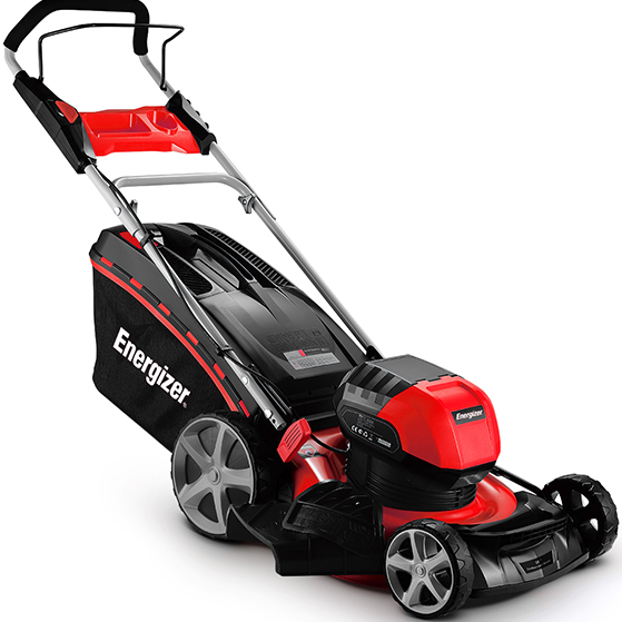 Energizer® TDE-46N 40v 4-in-1 Hi-Wheel Cordless Lawnmower (with Battery & Charger) - Ex Demo / Return - RTN433