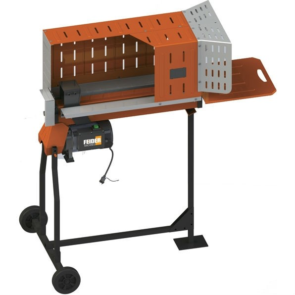 Feider FBE-5TS 5-Ton Electric Log-Splitter with Stand