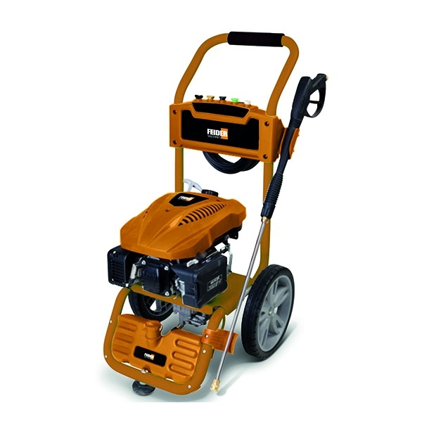 Feider FNHPT240 Petrol Pressure Washer - Power Jet Wash - 224 cm³ 240 bar 590 L/h