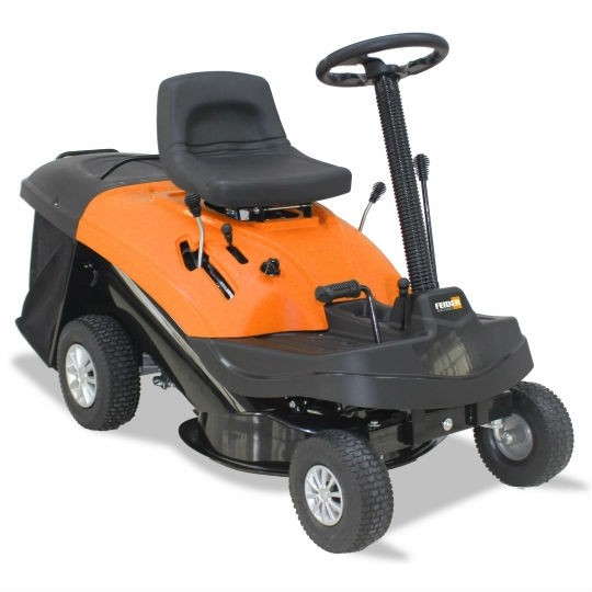 Feider FRE7050 Battery-Powered Electric Ride-On Mower