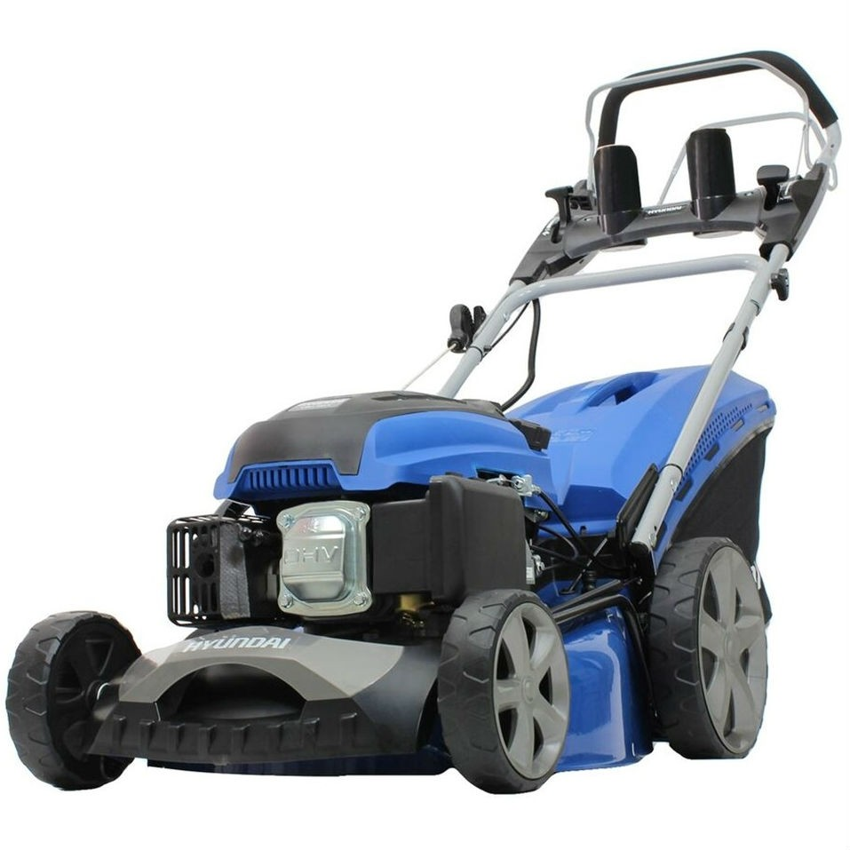 Hyundai HYM460SPE Self-Propelled Petrol Lawnmower with Electric Start