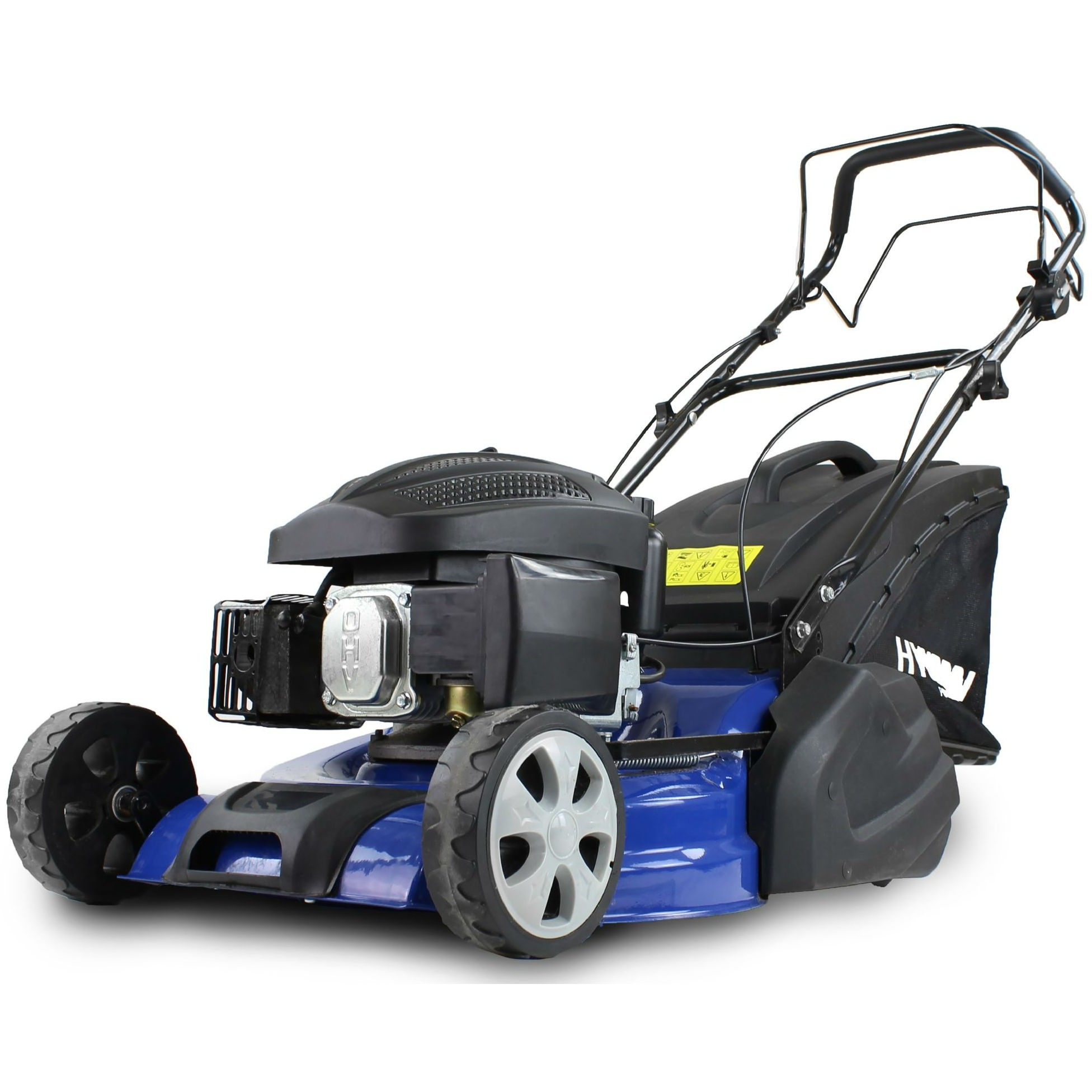 Hyundai HY-M460SPR Self-Propelled Petrol Roller Lawnmower