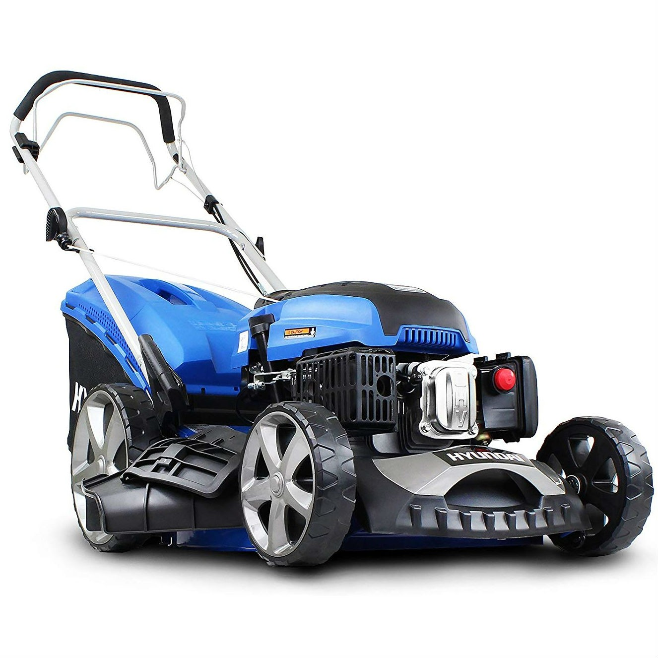 Hyundai HYM510SP Self-Propelled Petrol Lawnmower